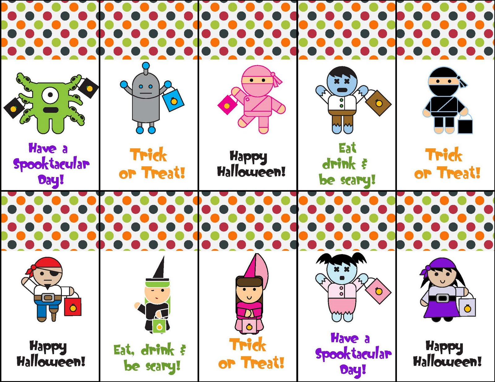 Monday\'s blog has something free! 9.27.10 | Clickable Party